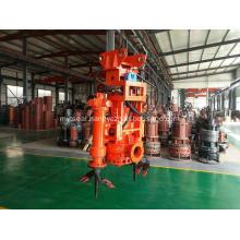 Submersible sewage pump in Naipu
