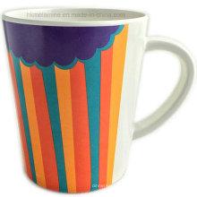 Impresión de la taza de café de melamina (CP086)