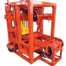 qtj4-26c Semi-automatic brick making machine paver interlocking blocks machines