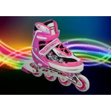 Roller Skate Pink Carton Iline Skate