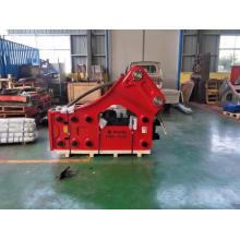 Barra de perforación de martillo hidráulico para excavadora