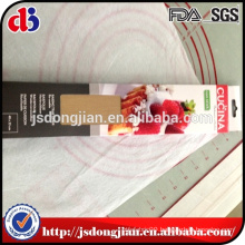China high quality product weldon hot sale PFOA-free PTFE Non-stick BBQGrill Mat