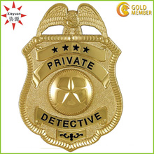 Custom Soft Enamel Officer Military Badges