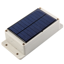 GPS GSM Trailer Tracker with Big Capacity Battery 15000mA and Solar Panel for Supplementary Battery