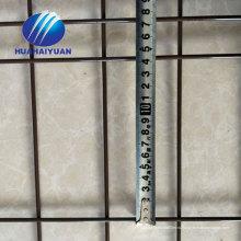 Покрынная PVC сваренная ячеистая сеть железной проволоки панели зеленая панель хорошая цена Сварной сетки панели
