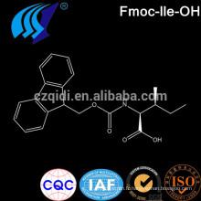 Meilleur prix usine d'achat pour Fmoc-lle-OH / Fmoc-L-isoleucine Cas No.71989-23-6