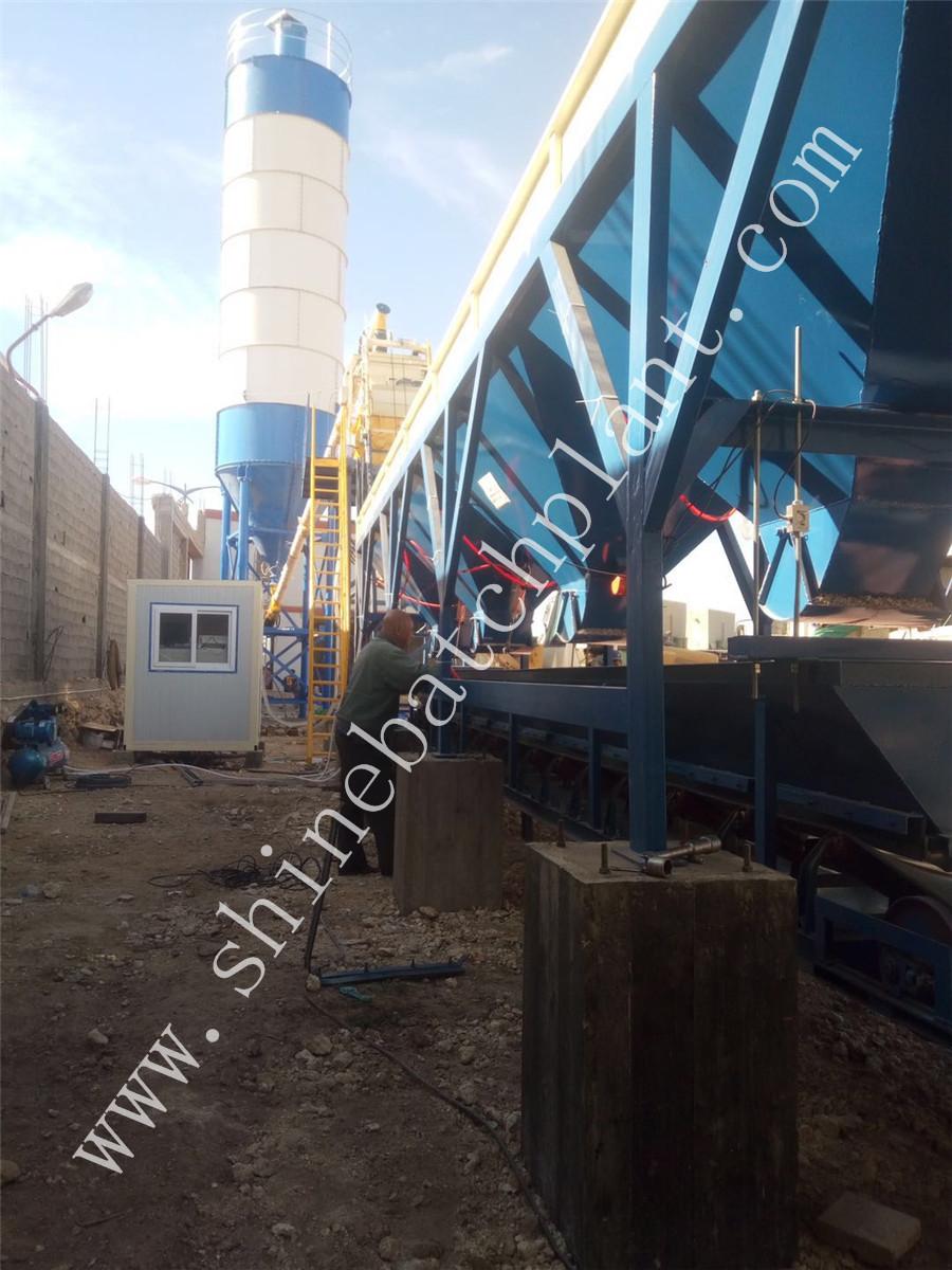 30 Concrete Mixing Plant 02