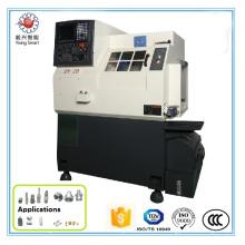 Mini tour, machine de tour de rotation de commande numérique par ordinateur de mini tour, de haute précision et de bas prix