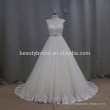 2016 New collection Italy design sexy ruffle layered beautiful aliexpress wedding dresses
