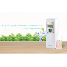 V-880 Wall Mounted Auto Air Freshener 300ml Aerosol Air Freshener Digital Aerosol Dispenser