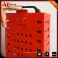 Elecpopular OEM Stahl Spray Powder Wand montiert und tragbare mehrere Löcher Lock Box