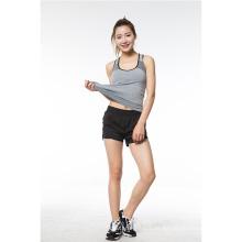 Polyester Tank Tops Sport Fitness Tops für Frauen