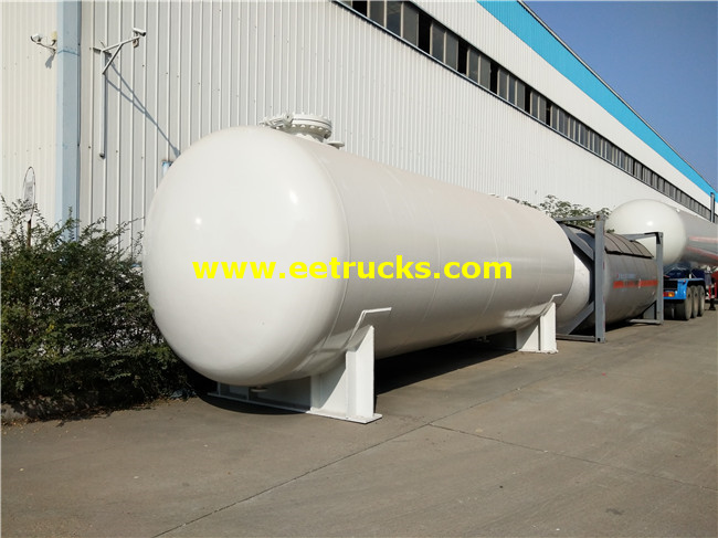 25MT LPG Storage Tanks