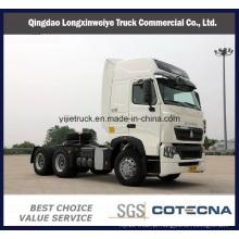 Alta qualidade T7h 540HP 6 * 4 tipo homem motor Caminhão trator
