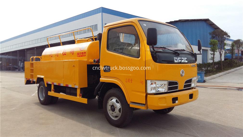 high pressure water truck 2