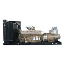 Generador diésel trifásico Kusing Ck310000 50Hz