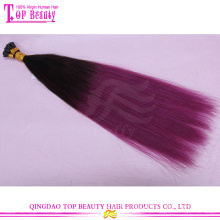Cool Ombre Two Toned I Tip Hair Extensions manufacturers Wholesale