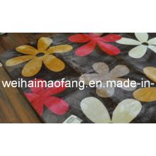 Raschel impresión alfombra del rezo acrílico (MQ-RCP-001)