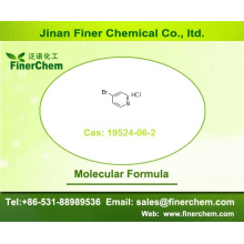 Chlorhydrate de 4-bromo-pyridine; Cas 19524-06-2; Chlorure de 4-bromométhane; prix d'usine ; Grand stock