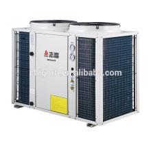 Usine prix EVI chauffage par le sol air à l'eau refroidisseur pompe à chaleur OEM ODM service disponible