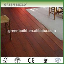 Les fabricants de la Chine stratifient le plancher en bois de Jatoba