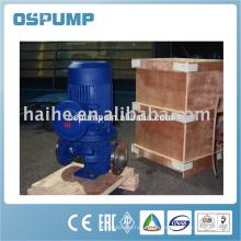 pompe de pipeline (pompe en ligne, pompe à eau)