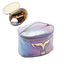 Wholesale BulkTravel Laser Pu Make Up Storage Organizer Magic Portable Cosmetic Make Up Case&Bag For Ladies