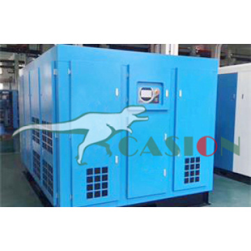 Top Suppliers for Screw Air Compressor,Portable Screw Air Compressor,Silent Screw Air Compressor Manufacturer in China Ozone generating machine parts mini screw air compressor supply to American Samoa Factories
