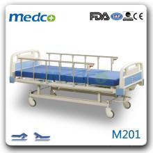 M201 Больничная кровать с двумя функциями
