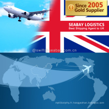 Expédition aérienne professionnelle à UK / Londres