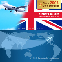 Professional Air Shipment to UK /London