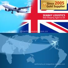 Remessa Aérea Profissional para o Reino Unido / Londres