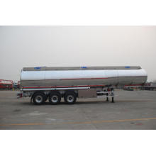 Hot sale for CIMC Tanker For ARAMCO ARAMCO Alu. Alloy  Fuel Tank Semi-Trailer supply to South Korea Suppliers