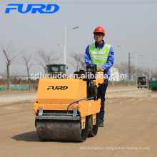 Hydrostatic Steel Wheel Mini Roller Compactor (FYLJ-S600C)
