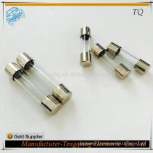 High quality 5x20/6x30 christmas lights fuse plug Glass Tubular Fuse