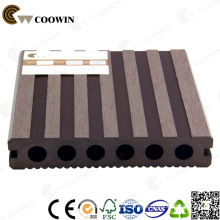 Outdoor Garden Wooden Composite Decking, Wood Plastic Decking, Floor Wood