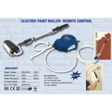 JS DIY elektrische Bürste Malerei Roller mit Pinsel JS610GT