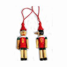 marionetas de marionetas de madera directas de fábrica madera pinocho