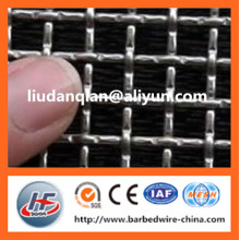 Low Carbon Steel/Mild Steel Crimped Wire Mesh Factory