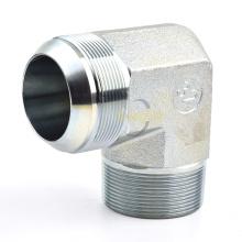 Venda quente personalizado NPTJIC mangueira macho mamilo conector hidráulico
