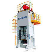 Integral Power Punch Press Machinery With Self-propelled Lubrication,  H Frame Presses