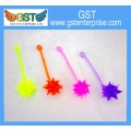 Finger Sticky Star Spike Balls 5 inches