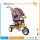 3 Wheels Kids Kid Tricycle Bike with Hood For Sale baby jogger stroller tricycle bicycle