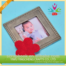 2016 fashion christmas alibaba china supplier rinestone photo frame/photo album suppliers