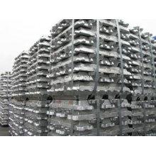 Lingote de liga de alumínio melhor fabricante Lingote de alumínio para venda