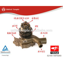 E2100-1307020G pompe à eau d'origine Yuchai Engine YC4E