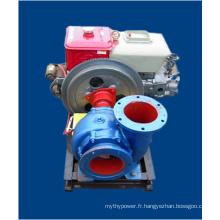 Pompe à essence mixte à moteur diesel 8 pouces