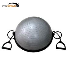 Exercício de musculação Anti-Burst Balance Half Yoga Ball