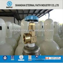 Vanne cylindrique de gaz d'oxygène médical de Qf-6A