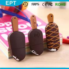 Sommer Popsicle Form PVC niedlichen USB-Stick (TG034)